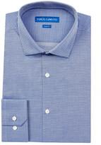 Vince Camuto Slim Fit Diamond Print Dress Shirt