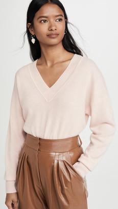 Naadam V Neck Cashmere Sweater