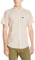 Brixton Men's Howl Short Sleeve Woven Shirt