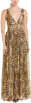 Ronny Kobo Sallee Maxi Dress