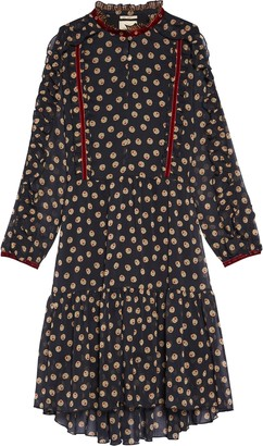 Scotch R'Belle Print Maxi Dress