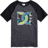 DC Co Raglan Lazer Graphic Tee - Boys 8-20