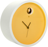 Diamantini Domeniconi Diamantini & Domeniconi - Plex Wall Clock - Yellow