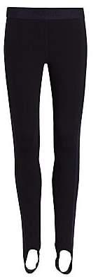 Monse Women's Logo Stirrup Leggings