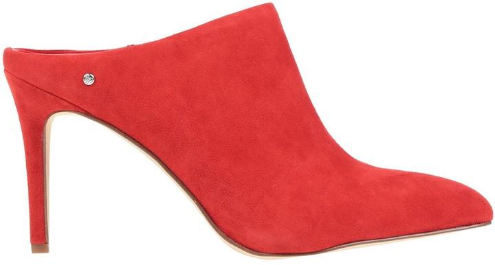 d1feb63199 Sam Edelman Red Mules & Clogs - ShopStyle