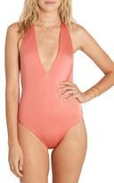 Billabong Women's Sol Searcher One-Piece Swimsuit