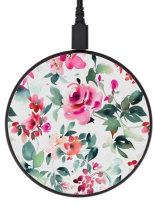 Casetify Bold Rose Wireless Charging Pad