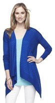 Mossimo Women's Waterfall Cardigan - Assorted Colors