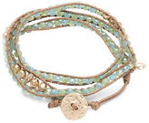 lonna & lilly Beaded Wrap Bracelet