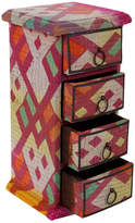 Vertical 4 Drawer Box in Multi-Colour
