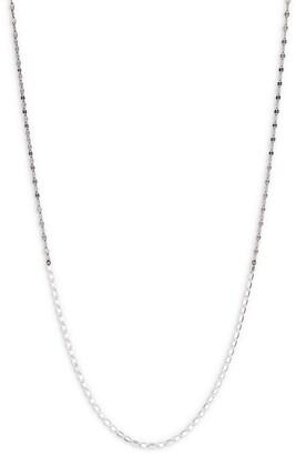 Lana Square Nude & Petite Blake Choker Necklace