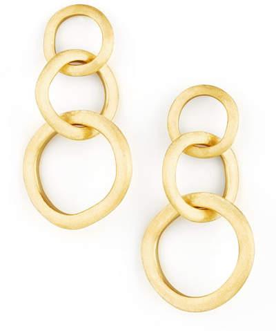Marco Bicego Jaipur Link Gold Large Drop Earrings