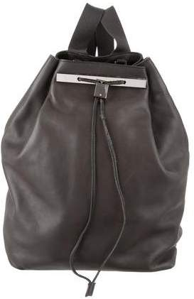 The Row Leather Backpack 11