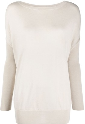 Snobby Sheep Grace dolman-sleeve sweater