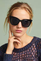 Anthropologie Retro Cat-Eye Sunglasses