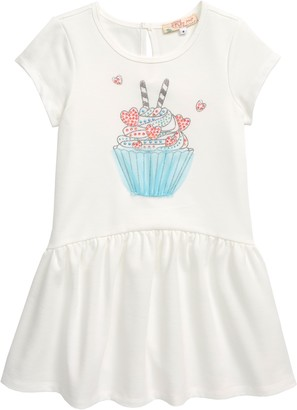 Truly Me Cupcake Embellished Dress