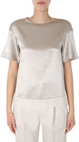 Fabiana Filippi Boat Neck T-Shirt