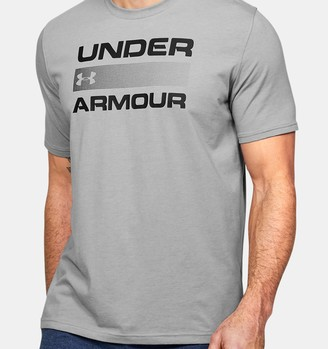 Under Armour Men's UA Team Issue Graphic T-Shirt