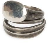 Werkstatt:Munchen set of 2 rings