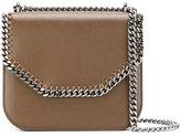 Stella McCartney Falabella Box shoulder bag - women - Cotton/Polyester/Polyurethane - One Size