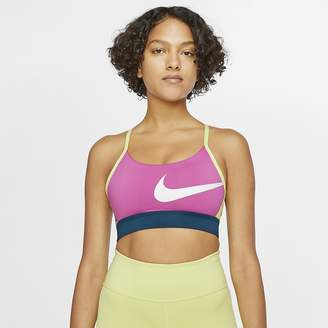 Nike Women's Light-Support Sports Bra Icon Clash