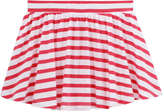 Joe Fresh Toddler Girls' Pleat Skirt, Red (Size 5)