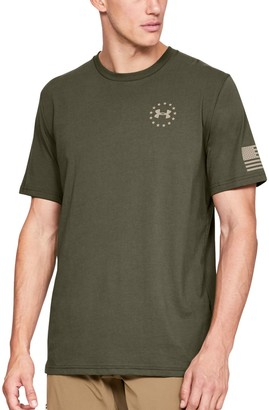 Under Armour Men's Freedom Flag Tee