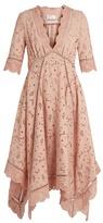 Zimmermann Mariso broderie-anglaise dress