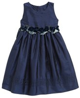 Isabel Garreton Infant Girl's Silk Sleeveless A-Line Dress