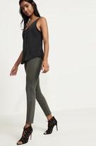 Dynamite Kate High Rise Khaki Skinny Jeans