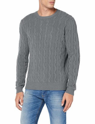 Benetton Men's Basico 2 Man Long Sleeve Top