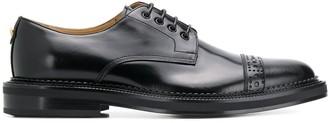 Versace lace-up derby shoes