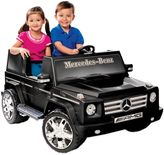 Mercedes Benz Kid Motorz G55 AMG 2-Seater 12-Volt Ride-On in Black
