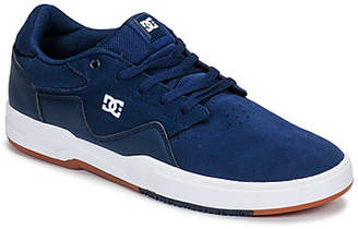 DC BARKSDALE M SHOE NVW men's Skate Shoes (Trainers) in Blue