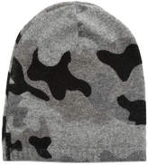 Blue & Cream Blue&Cream Camo Reversible Beanie