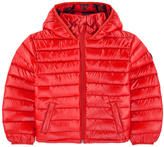 Kenzo Lightweight down and feather coat