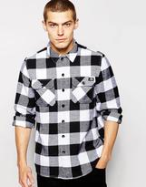 Dickies Check Shirt - Black