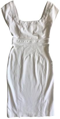 Diane von Furstenberg White Viscose Dresses