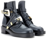 Balenciaga Exclusive to mytheresa.com – Ceinture leather cut-out boots