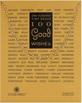 Dogeared 100 Good Wishes Necklace, 40""
