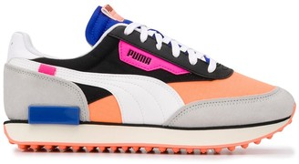 Puma Future Rider Play panelled sneakers