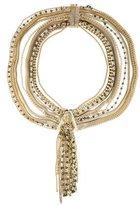 Rosantica Multistrand Crystal Necklace