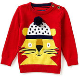 Joules Baby/Little Boys 12 Months-3T Intarsia Pullover Sweater