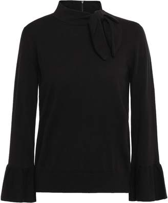 Kate Spade Knotted Silk-blend Sweater