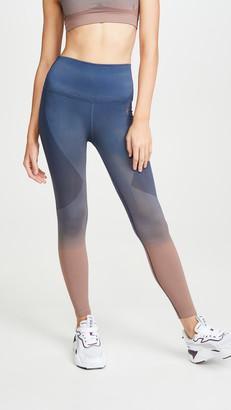 Good American Active Dip Dye Seamless Leggings