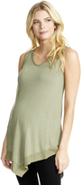 Motherhood Jessica Simpson Back Interest Maternity Top