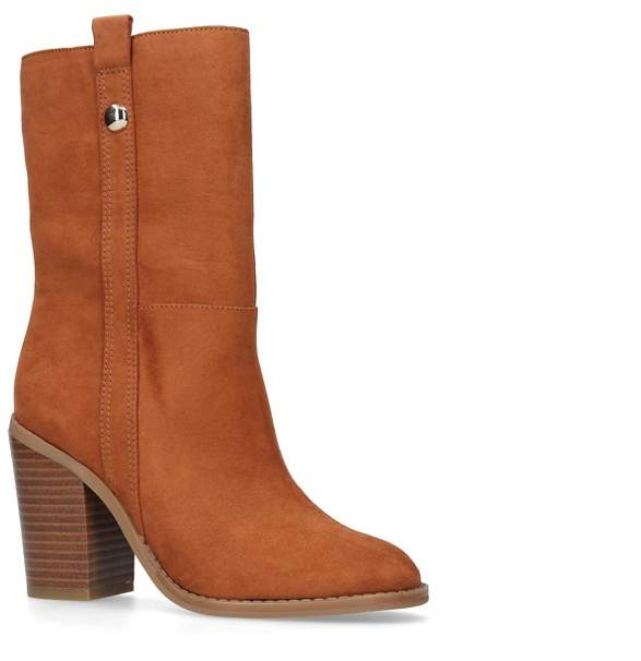 Nine West - 'Harbourn' High Heel Calf Boots