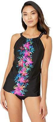 Miraclesuit Genesis Shoreline Tankini Top (Multi) Women's Swimwear