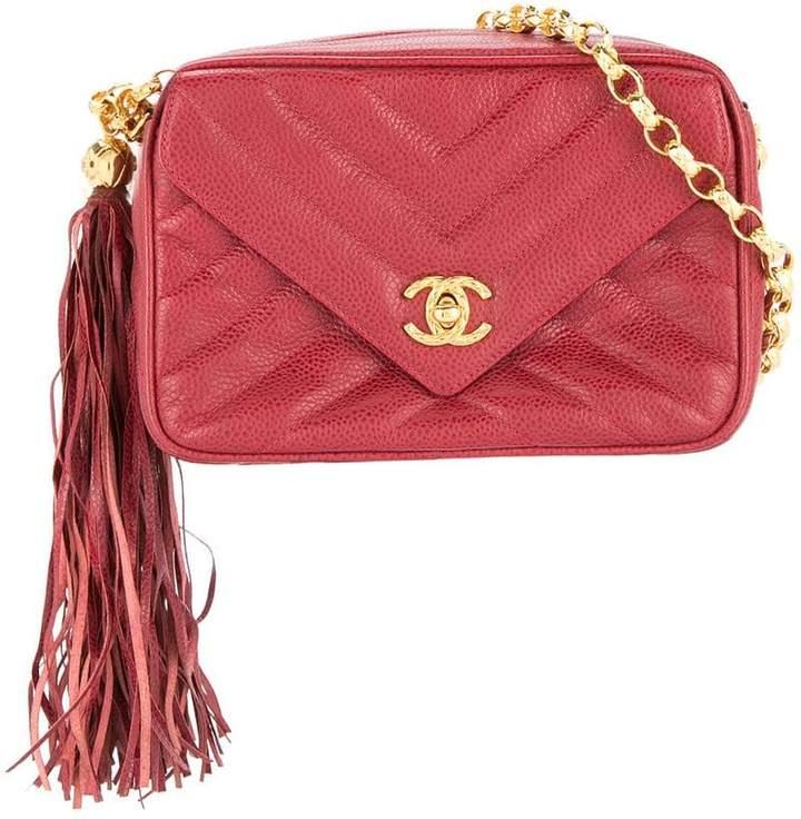 770c45ed7e34 Chanel Chain Bag - ShopStyle UK
