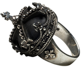 Femme Metale Jewelry Imperial Crown Ring